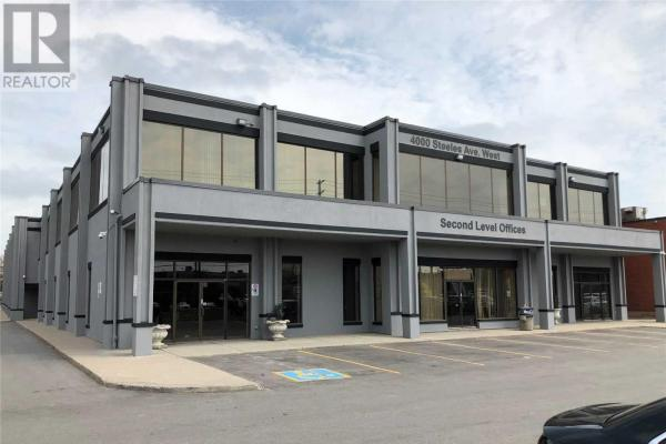 ## 1 -4000 Steeles Office Tower Ave W  Vaughan for lease