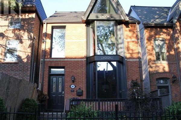 367 Ontario St  Toronto for rent