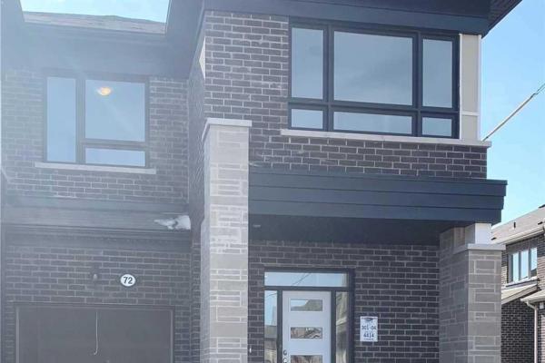 72 Callandar Rd N  Brampton for rent