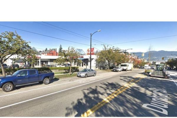 3468 Dunbar Street  Vancouver for lease